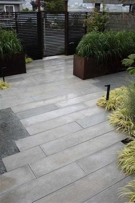 modern patio tiles 25 best ideas about driveway pavers on paver patterns cement driveway and stencil