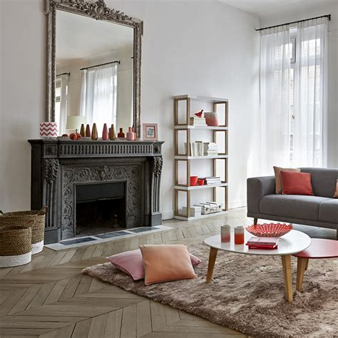 Miroir Original Salon by Id 233 Es Design Des Miroirs Aux Formes Originales But