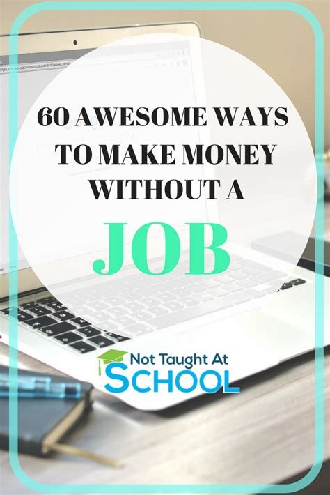 60 Ways To Make Money Online - how to work from home 60 ways to make money online right now