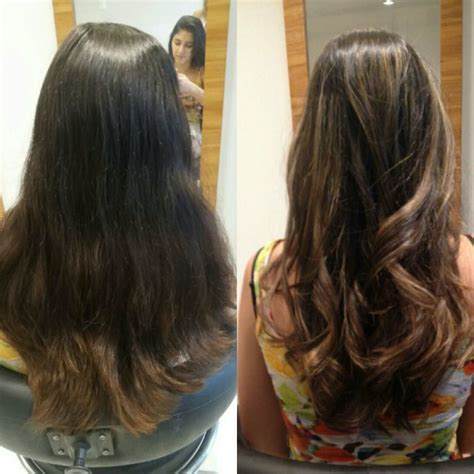 morena tipo de corte 2016 foto morena iluminada cabelo tipo de corte ondulado