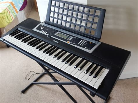 Yamaha Ypt 210 Keyboardpiano For Sale For Sale in Artane, Dublin from zasxkok9