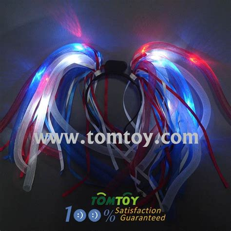 multi colored led lights multi colored led light up dreads tomtoy