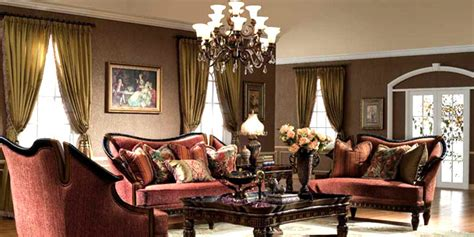 How to have a victorian style for living room designs home design