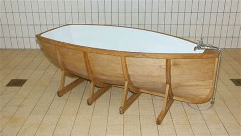 boat bathtub 14 stylish bathtubs for your bathroom