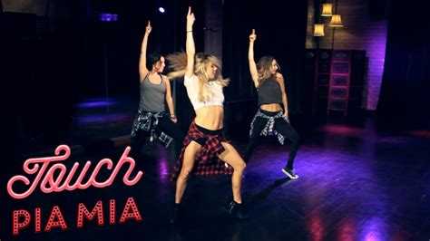 dance tutorial pia mia do it again pia mia touch dance tutorial youtube