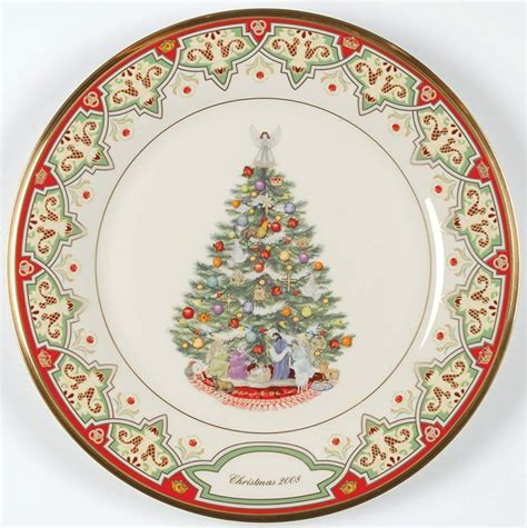 28 best lenox christmas trees around the world plates