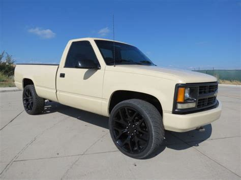 how petrol cars work 1995 chevrolet 1500 navigation system 1995 chevrolet pickup pickup for sale 12 used cars from 3 590