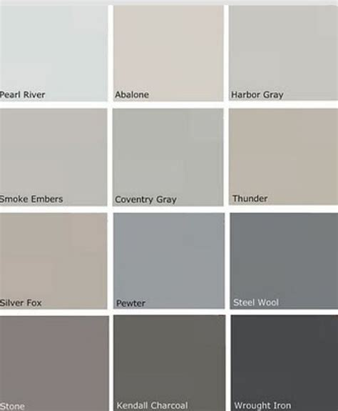 custom 70 shades of gray color design inspiration of shades of gray color palette house