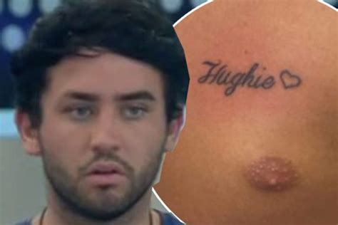 tattoo of us hughie hughie maughan does not want ryan ruckledge s name