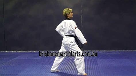 Youtube Taekwondo Pattern 1 | patterns basic pattern kibeon poomse by brisbane