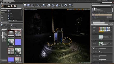 c tutorial unreal unreal engine 4 pbr texture workflow with ndo and