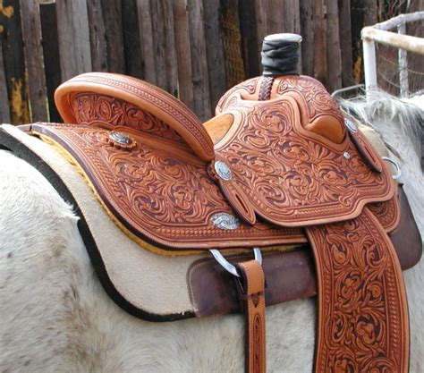 Handmade Western Saddles - handmade roping saddles custom made roping saddle made