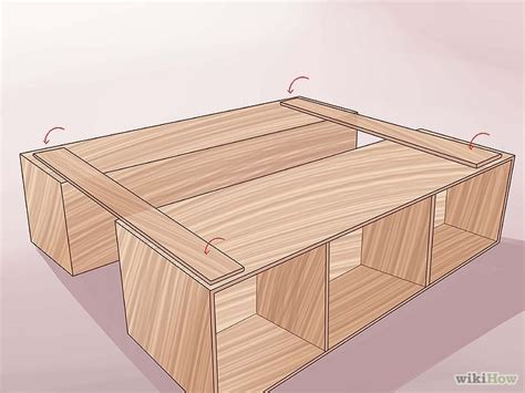 Construirea Unui Pat Din Lemn Un Ghid Pas Cu Pas Case How To Assemble A Bed Frame