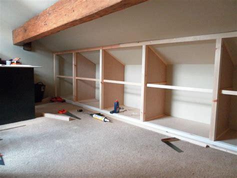 loft shelving 17 best ideas about attic loft on pinterest attic rooms
