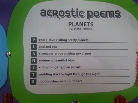 uranus poems