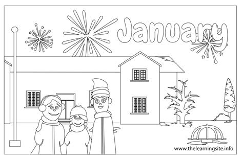 coloring pages for the month of january coloring pages for the month of january coloring pages