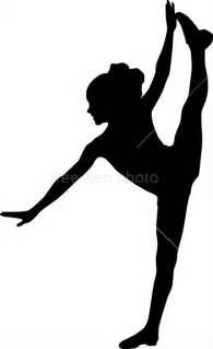 dancers silhouette free coloring pages of silhouette dancer