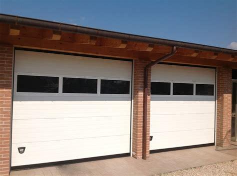 porte garage sezionali prezzi porte sezionali finitura goffrato legno portoni