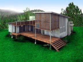 Green Small House Plans by Green House Plan Site