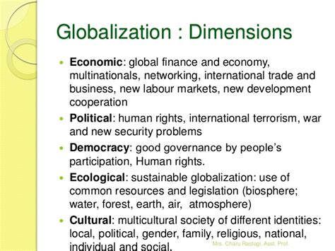 Globalization Essay Introduction by Introduction Globalisation Essay Haut Plantade