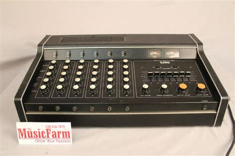 Power Mixer Yamaha 6 Chanel yamaha 6 channel em 150 powered mixer used 7 band eq reverb vintage reverb