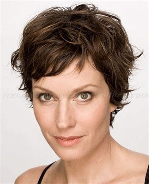 hip short haircuts for 50 somethings short messy hairstyle for women over 50 hairstyles for