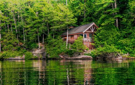 Cottages In Lakes by Lake Joseph Cabin Muskoka