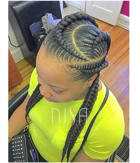 goddess braids three goddess braids love this hair braids pinterest