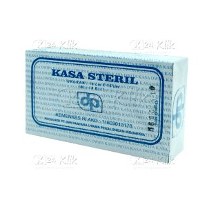 Harga Prontosan jual beli kasa steril dwipa 16x16 k24klik