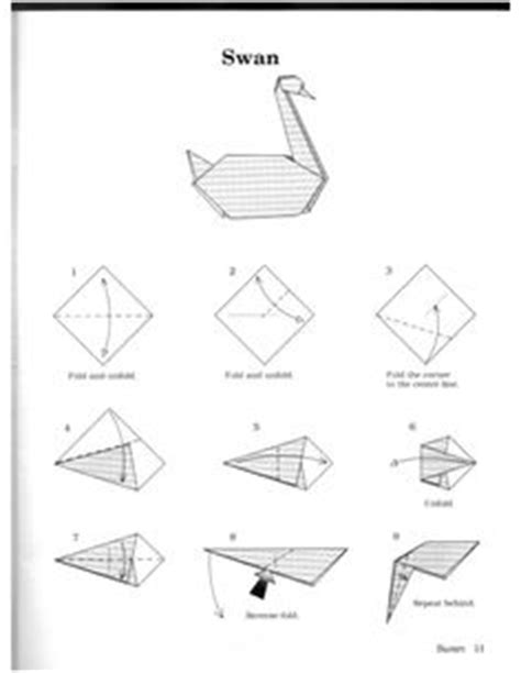 prison 2005 how to create the origami swans