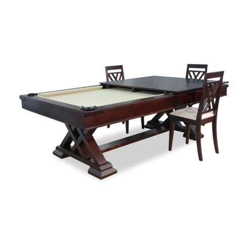 Billiard Table Dining Top Archer Pool Table By Presidential Billiards Pool Table And Dining Top Family Leisure