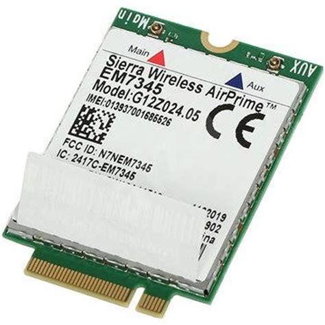 Modem Lenovo lenovo thinkpad em7345 4g lte mobile broadband modem alzashop