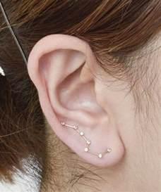 18 and ear piercings