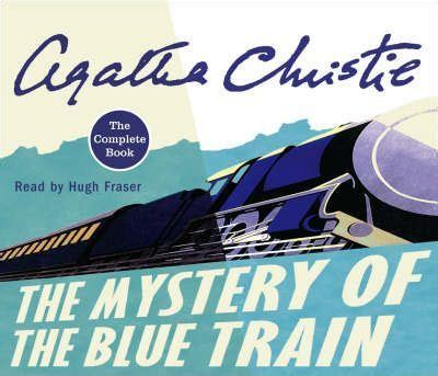 0008129487 the mystery of the blue the mystery of the blue train agatha christie