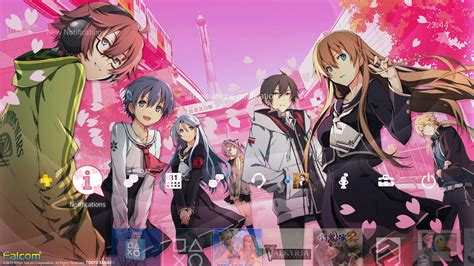 ps4 themes won t work ps4 gets free tokyo xanadu theme for a limited time