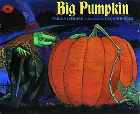 yours truly a pumpkin falls mystery books big pumpkin by erica silverman reviews discussion