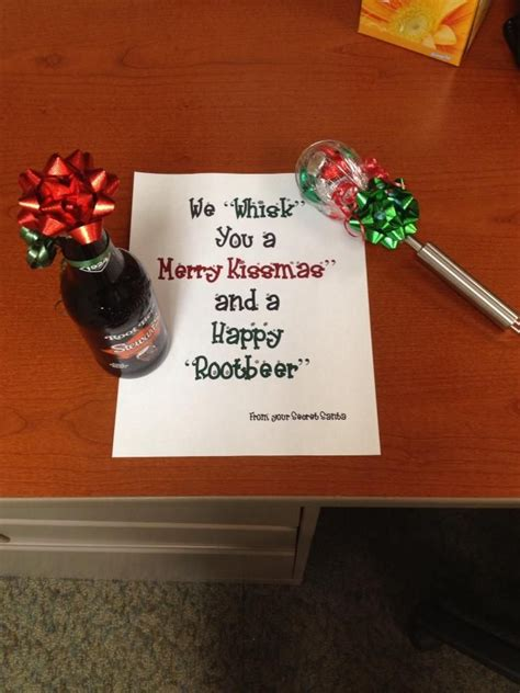 cute idea for neighbor teacher secret santa gift idea
