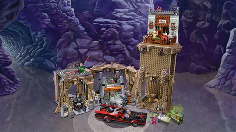 best batman tv series 76052 batman classic tv series batcave products dc