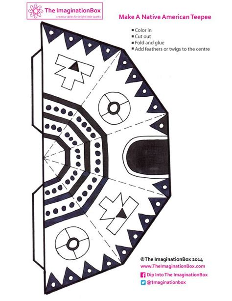 printable aboriginal bookmarks 199 best kids native american arts crafts images on