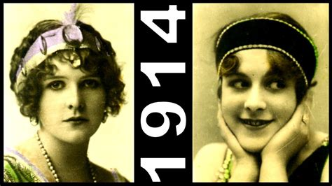 easy 1910 hairstyles american most beautiful 1910 s actresses edwardian fashion icons