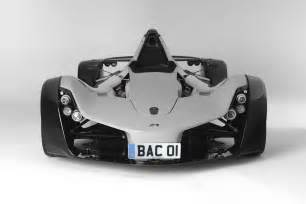 new one seater car bac mono track car revealed