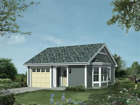 micro cottage with garage flanders creek garage alp 09pa chatham design group