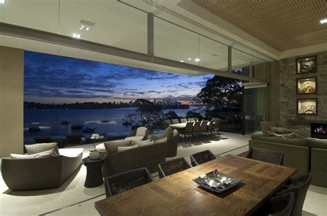 stunning waterfront home in vaucluse sydney
