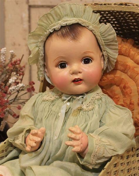 vintage composition doll value big 23 quot dionne madame antique vintage