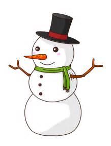 Cute animated snowman this cute cartoon snowman clip