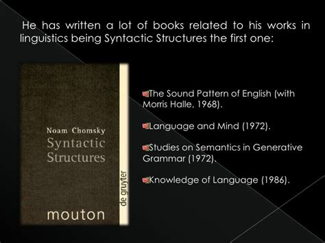 sound pattern of english noam chomsky noam chomsky