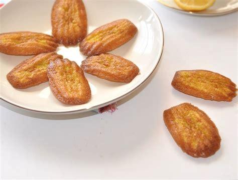 low carb madeleine cookies keto gluten free lorraine
