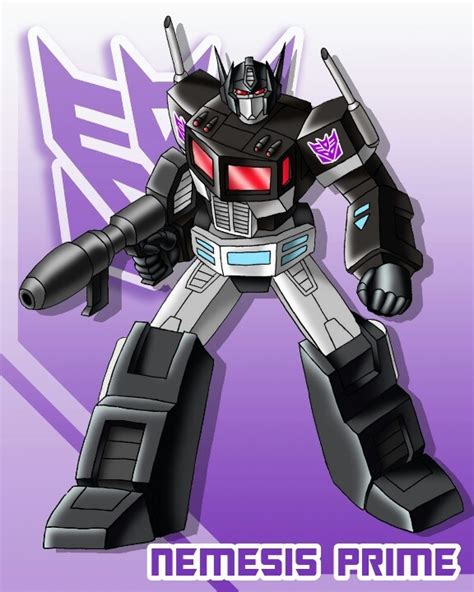 Transformers Nemesis Prime nemesis prime did nemesis prime appear at all in any g1