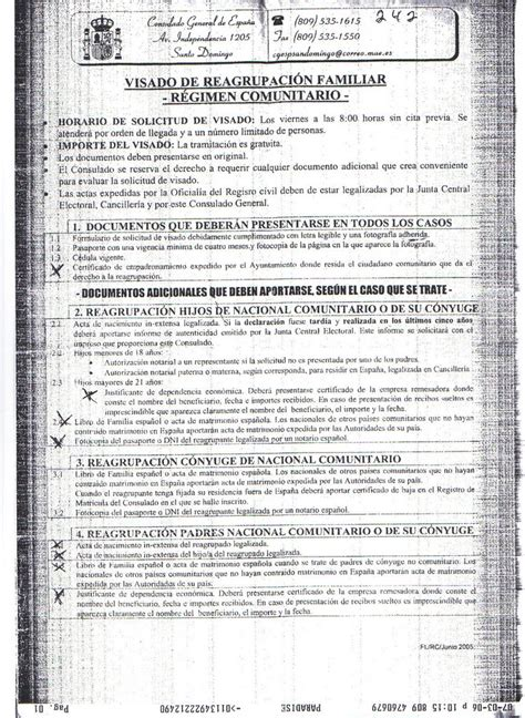 requisitos para casarse en republica dominicana inmigraci 211 n una oportunidad requisitos de la embajada de