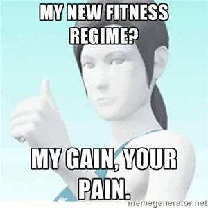 Wii Fit Trainer Meme - wii fitness trainer meme by dribbleondo on deviantart